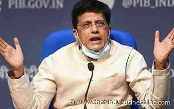 National Logistics Policy will lead to enhanced ease of doing business: Piyush Goyal - BusinessLine