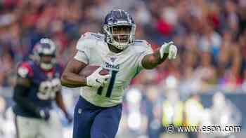 Source: Titans' Brown has surgery on both knees