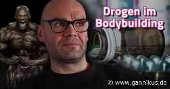 Kokain, THC & Co.: Stefan Kienzl warnt vor Drogenmissbrauch im Bodybuilding! - Gannikus