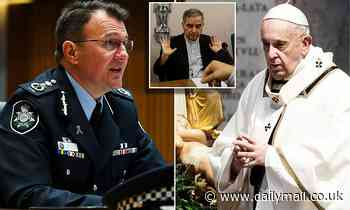 AFP investigates after probe finds $2million in secret transfers from the Vatican to Australia
