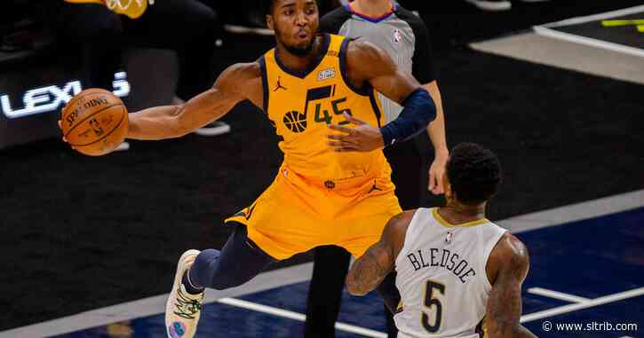 The Triple Team: Jazz run for easy threes, highlight plays in big win against Pelicans