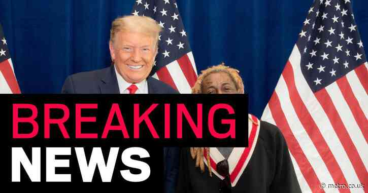 Donald Trump pardons Lil Wayne and commutes Kodak Black sentence hours before leaving the White House