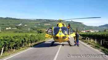 Scontro tra auto a Cavaion Veronese: tre persone ferite portate in ospedale - VeronaSera