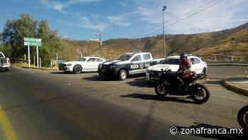 Colocan en foco rojo la Guanajuato-Dolores Hidalgo por incremento de accidentes - Zona Franca