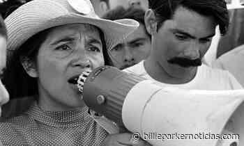 Dolores Huerta, la histórica feminista sindicalista en EUA - Billie Parker Noticias