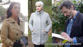 Dolores Redondo, Maite Ochotorena y Juan del Val en 'Crea Lectura' - Compromiso Atresmedia