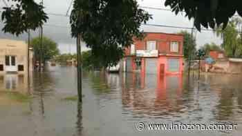 Inundaciones en Dolores: Desde la Provincia apuntan a la falta de mantenimiento de cunetas y desagües - INFOZONA