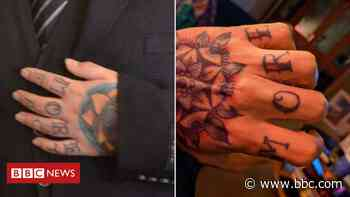 Essex academic's imposter 'copied work and tattoos' - BBC News