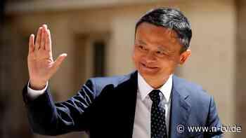 Erster Auftritt seit Oktober: Jack Ma taucht wieder auf