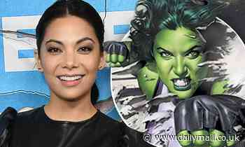 Ginger Gonzaga joins Tatiana Maslany in She-Hulk as the title character's best friend