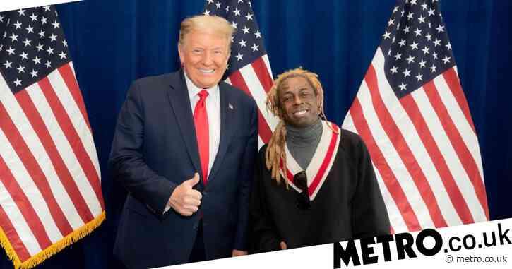 Donald Trump pardons Lil Wayne and commutes Kodak Black sentence hours before leaving the White House