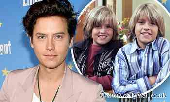Cole Sprouse reveals him and his brother Dylan will not reboot Suite Life of Zack and Cody
