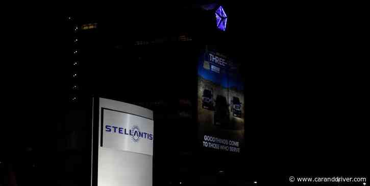 It's Official: Fiat Chrysler and PSA Group Are Now Stellantis - Car and Driver