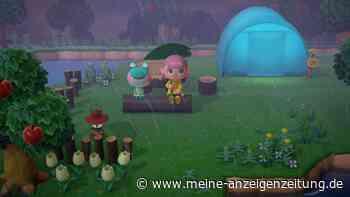 """""""Animal Crossing: New Horizons"""": Ungewollte Bewohner von der Insel entfernen – so geht's"""