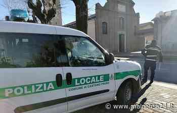 Primi controlli del Corpo intercomunale di Polizia locale Castano-Nosate: 2 fermati - malpensa24.it