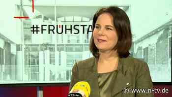 "Baerbock im ""ntv Frühstart"": Digitales Versagen in den Schulen ist ""fatal"""