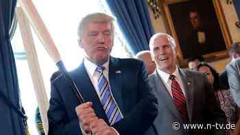 Exekutionen und Begnadigungen: Trumps finale Stolpersteine