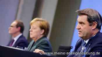 Nach Corona-Gipfel mit Merkel: Kabinett bespricht Umsetzung für Bayern - Pressekonferenz mit Söder live