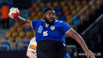 """Er geht als Spieler des Spiels: """"El Gigante"""" muss die WM-Bühne verlassen"""