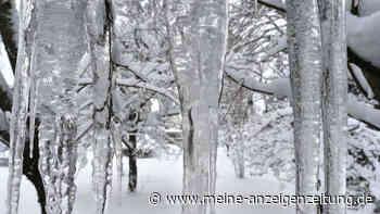 Unwetterwarnung für Teile Deutschlands: Schnee-Massen angekündigt
