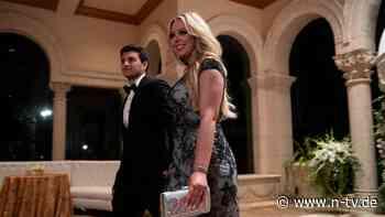Am letzten Tag im Weißen Haus: Trumps Tochter Tiffany verlobt sich