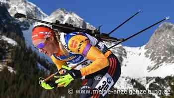 Biathlon: Alle Infos zum Weltcup in Antholz 2021
