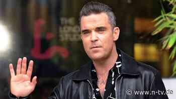 """""""Er war ziemlich krank"""": Robbie Williams hat Corona"""
