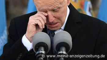 Biden mit Tränen-Rede vor Vereidigung - Ausschluss in Nationalgarde legt erschreckenden Verdacht nahe