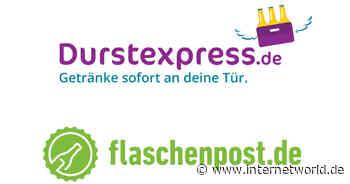 Einheitliche Marke: Aus Durstexpress wird flaschenpost