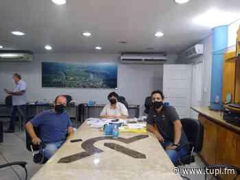 Diretoria do Volta Redonda se reúne com prefeito da cidade - Super Rádio Tupi