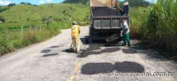 Volta Redonda intensifica operação tapa-buracos - Cidades - Foco Regional