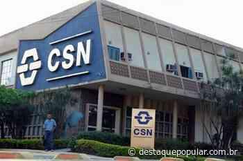 CSN oferece vagas para diferentes cargos e gera empregos em Volta Redonda e Sul Fluminense - Destaque Popular