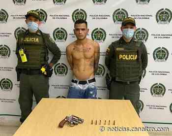 Tras las rejas alias 'El Coco', el 'terror' de los estupefacientes en Cúcuta - Canal TRO