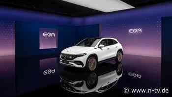 Das doppelte Lottchen: Mercedes EQA - Stromer in GLA-Optik