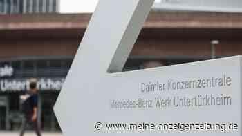 """""""Absolut fatal"""": Kluft bei Daimler reißt weiter auf - Lage """"schwierig wie noch nie"""""""