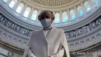 """""""Love, from the Capitol"""": Lady Gaga betet für Amtseinführung"""