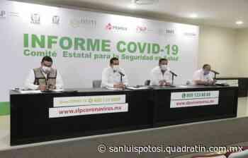 Dos vacunados por Covid tuvieron reacciones graves - Noticias de San Luis Potosí - Quadratín San Luis