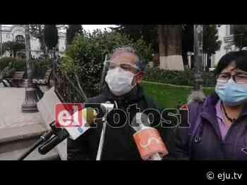 Comunidad Ciudadana en Potosí pide postergar las elecciones por el incremento de la pandemia - eju.tv