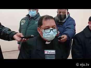 El nuevo obispo de Potosí asumirá su cargo mañana - eju.tv