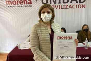 Mónica Rangel busca candidatura en San Luis Potosí - 24 Horas El Diario Sin Límites Puebla