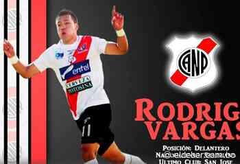 Rodrigo Vargas, ex San José, ficha en Nacional Potosí | EL DEBER - EL DEBER