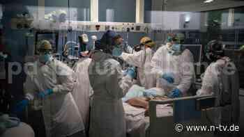 Mitte Februar nicht ausreichend: Mediziner: Lockdown muss verlängert werden