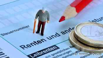 Länger arbeiten: Aufschieben der Rente - Steuernachteil?