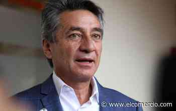 Alcalde de Latacunga y Gobernador de Cotopaxi dieron positivo en pruebas para covid-19 - El Comercio (Ecuador)