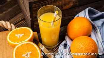 Frisch gepresster Saft: Machen Sie diesen Fehler beim Orangen und Zitronen auspressen?