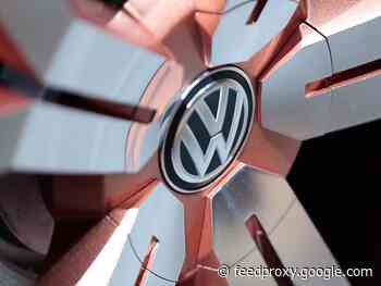 Chip shortage dents VW output