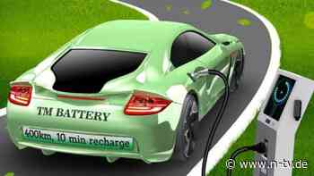 Für den Massenmarkt geeignet?: Neuer Akku lädt E-Autos in zehn Minuten