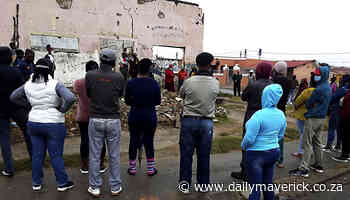 Community axe falls on crime horror house after Nelson Mandela Bay municipality fails to act - Daily Maverick