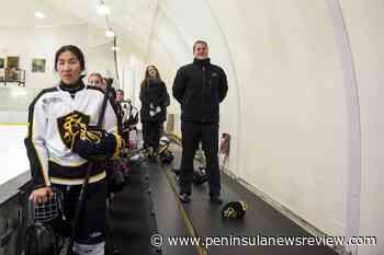 Shawnigan Lake School a force in women's hockey – Peninsula News Review - Peninsula News Review