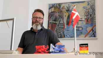 OB  Madsen im Interview: Warum Rostocks Covid-Strategie erfolgreich ist